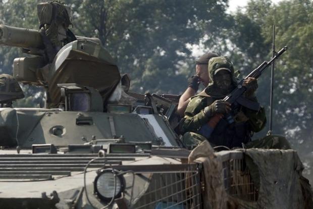 Боевики с полуночи 16 раз нарушали режим тишины в зоне АТО