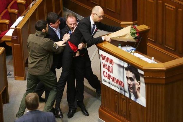 ДТП с участием Барны: медики рассказали о состоянии депутата