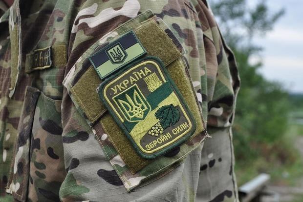 На Донбассе потерь среди украинских военных нет