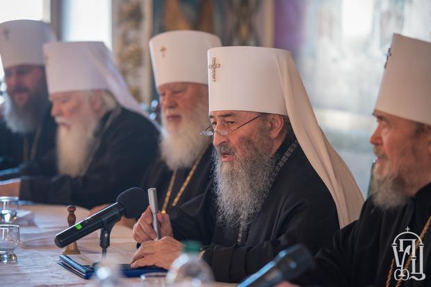 УПЦ МП вслед за РПЦ разорвала отношения с Константинополем