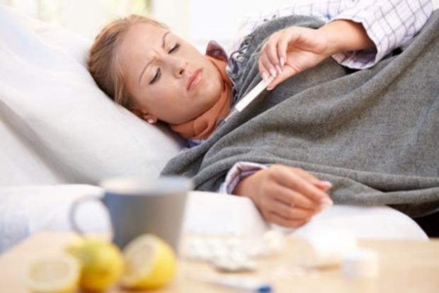 За прошедшие сутки в Киеве грипп и ОРВИ диагностировали у 464 больных