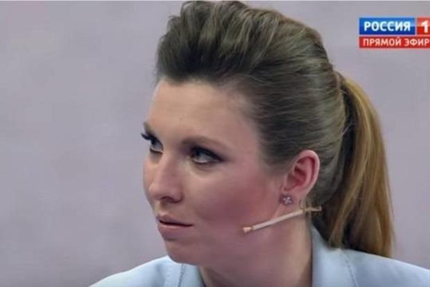 Скабеева опозорилась в прямом эфире, забыв автора «Молодой гвардии»