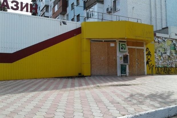 Опубликованы фото разграбленных боевиками «ЛНР» украинских супермаркетов