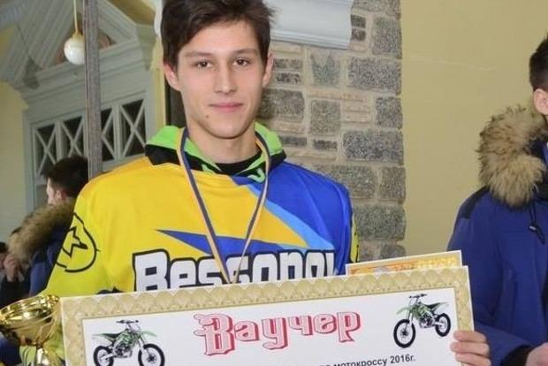 Переехала и дальше давила на газ: в Харькове страшной смертью погиб чемпион по мотогонкам