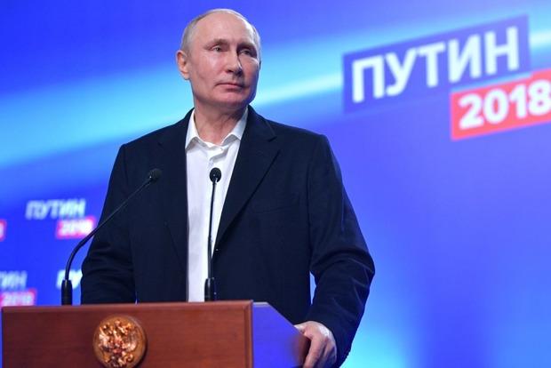 У Кремлі запевняють, що Путін навіть не очікував такого успіху на виборах