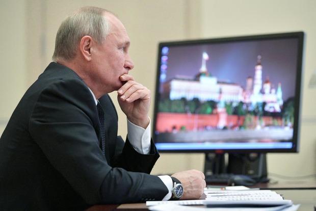 Попарадят виртуально. В России отменили празднование Дня Победы