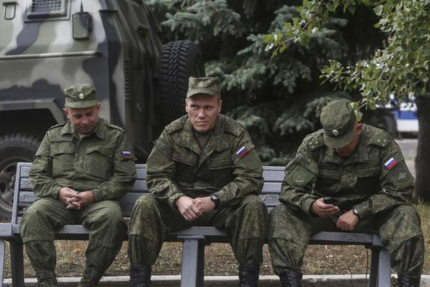Российские офицеры переводятся в Сирию, чтобы не служить на Донбассе