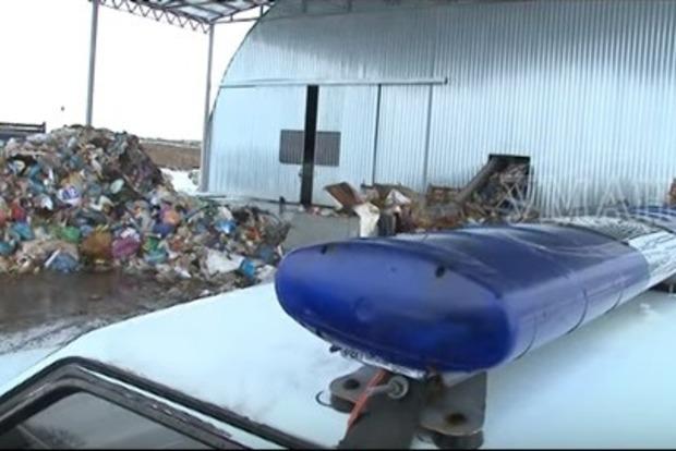 На свалке в Умани нашли тело новорожденного ребенка