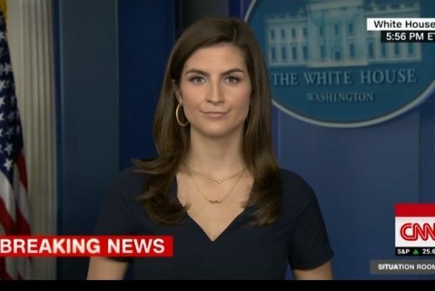 Журналистку CNN выгнали из Белого дома за вопрос Трампу о порноактрисе