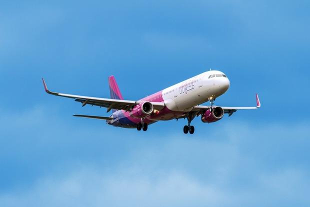 Wizz Air запускает новые рейсы из Киева в Данию и Германию
