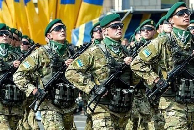 Без товарищей. Украинская армия будет приветствовать по-новому