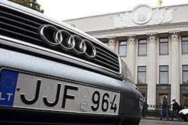 Зеленский подписал законы о доступной растаможке евроблях