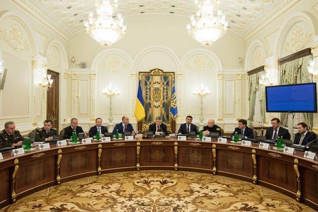 СНБО утвердил основы информационной безопасности Украины
