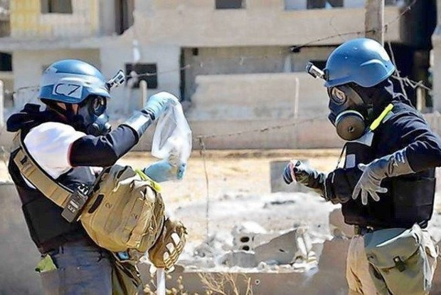 США хотят возобновить международное расследование применения химоружия в Сирии