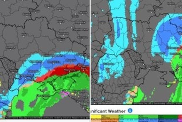 Синоптики дали прогноз на Старый Новый Год. В Украину идет новый циклон