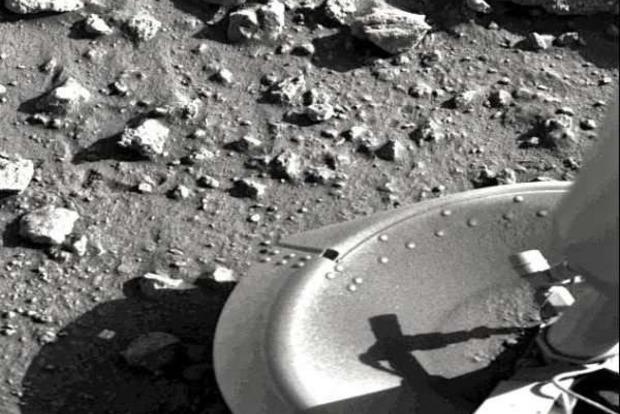 Зонды NASA уничтожили все следы жизни на Марсе