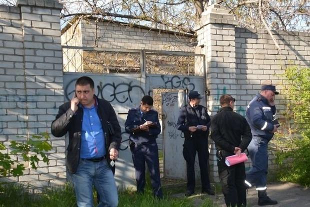 В Николаеве найдено тело мужчины, который погиб в результате взрыва гранаты