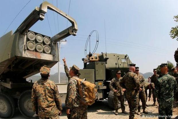 США предоставят для Турции ракетные системы для борьбы с ИГИЛ