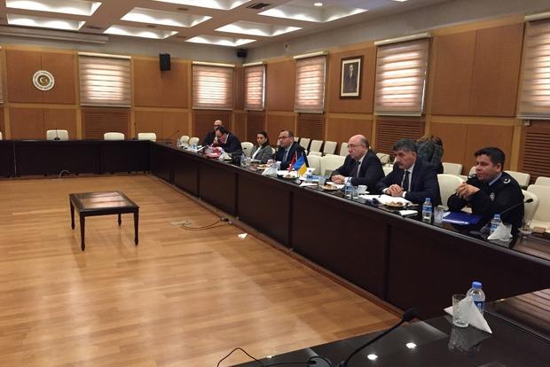 Делегация ГМС Украины обсудила с турецкими коллегами возможности увеличения турпотока