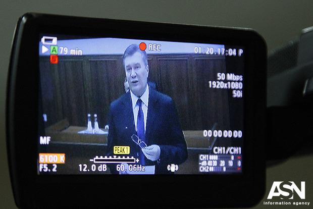 Янукович сказал, сколько платил Манафорту и зачем с ним встречался