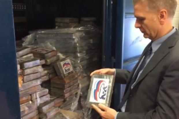 Кокаин «Единой России» в Бельгии. В партии Путина отреагировали на инцидент