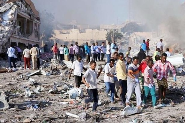 Жертвами теракта в Сомали стал 231 человек