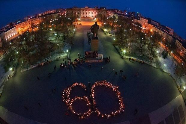 Сегодня наступит Час Земли. Люди на час выключат свет