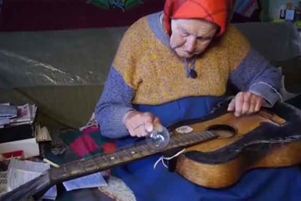 Хитом белорусской пенсионерки заинтересовался MTV