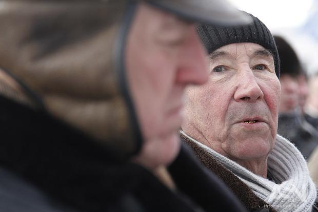 Українські пенсіонери отримали надбавку з 1 грудня