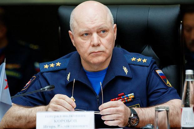 В России умер глава военной разведки Игорь Коробов