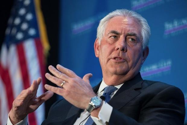 Тиллерсон предложил РФ выбирать: или США, или Сирия с Ираном