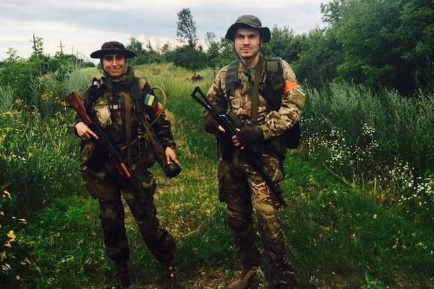 Опубликованы первые видео с места убийства бойца АТО Амины Окуевой