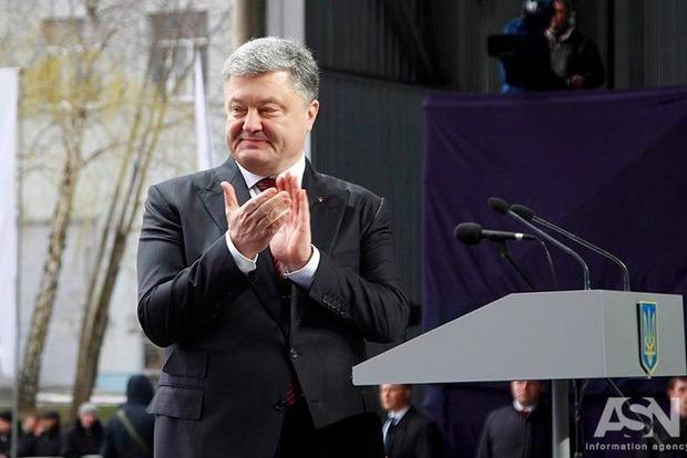 Система фиксации биометрических данных лиц, пересекающих госграницу Украины, заработает в 2018 году - Порошенко