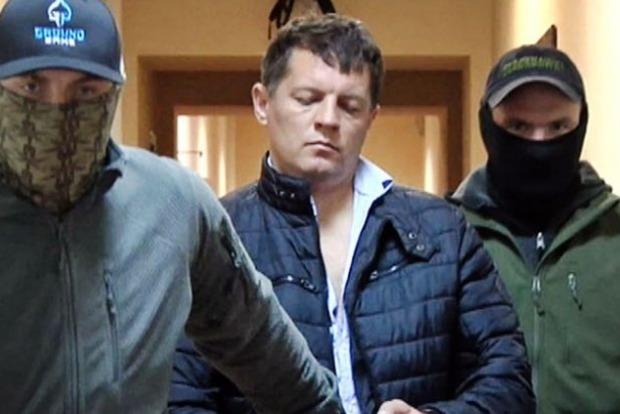 В Москве продлили арест украинскому журналисту Сущенко