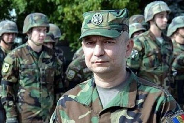 Молдавские военные приехали в Украину вопреки запрету Додона