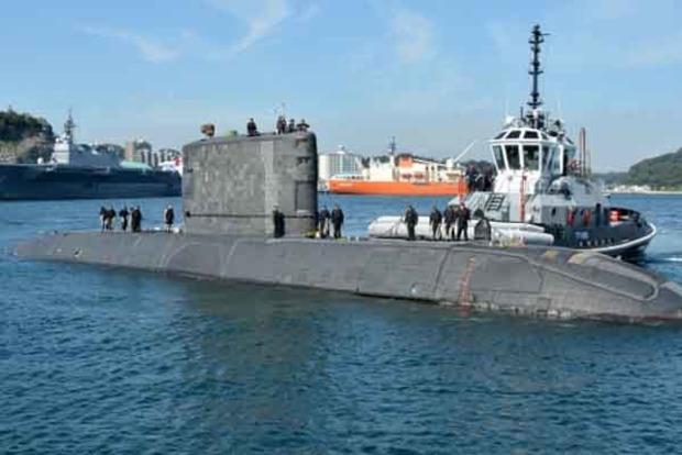 Канада впервые за 50 лет направила субмарину к берегам Японии