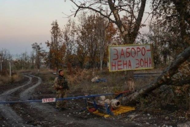 Террористы обстреляли жилые дома в Бердянском и Широкино