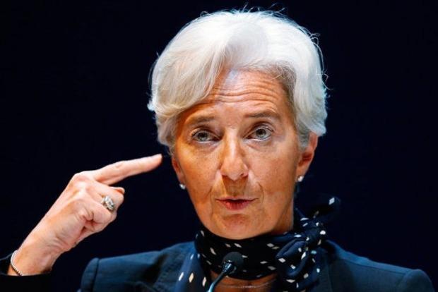 Во Франции суд признал главу МВФ Лагард виновной в халатности