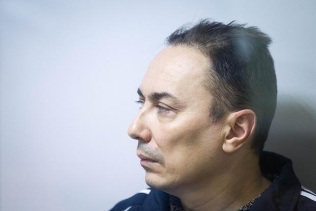 Задержанный полковник Безъязыков прибыл из больницы в суд