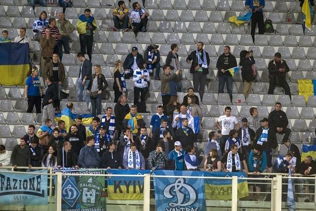 На фанатов «Динамо» в Афинах напали российские хулиганы