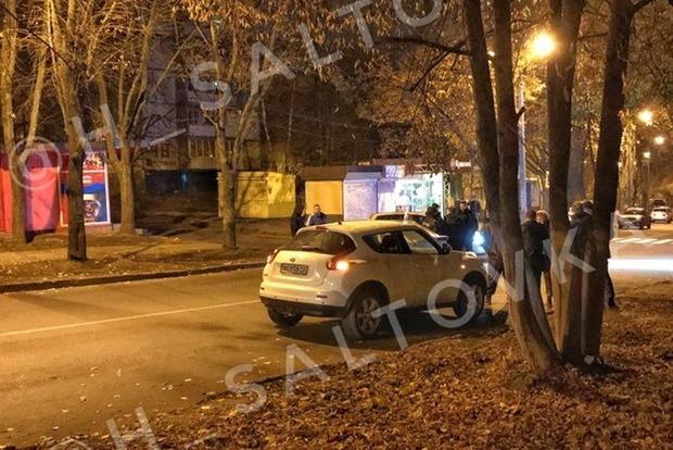 В Харькове уличная драка из-за собаки закончилась смертью в ДТП