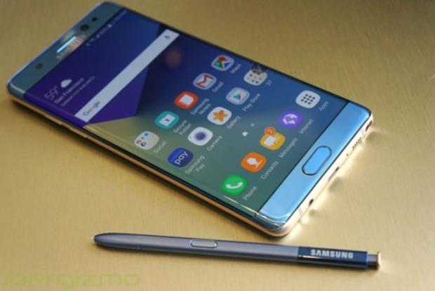 Эксперты озвучили версию взрывоопасности Galaxy Note 7