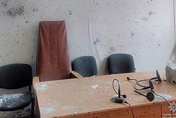 Правоохранители назвали вероятный мотив подрыва Никопольского суда