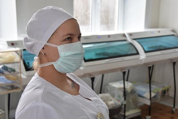 Пятая часть. Коронавирусом заразилось рекордное количество медиков в Украине