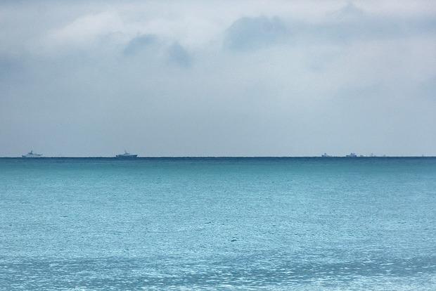 В Черном море обнаружили фюзеляж разбившегося Ту-154