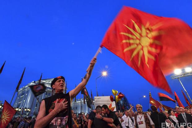 Македонія змінила назву: ЄС і НАТО - задоволені