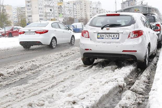 Синоптики предупредили о похолодании в Киеве