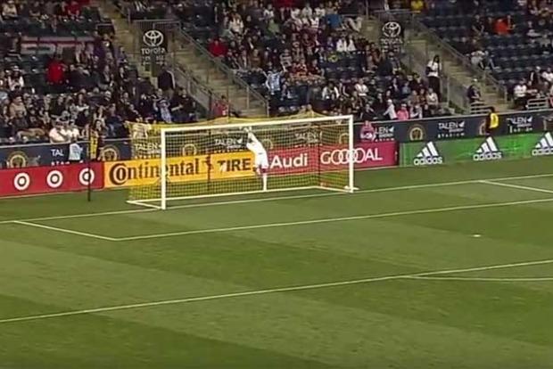 Давид Вилья забил фантастический гол в MLS