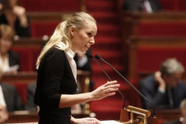 Племянница Ле Пен заявила об уходе из политики
