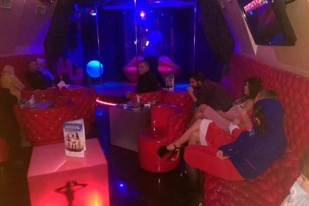 Три притона и порно-студию разоблачили в Киеве